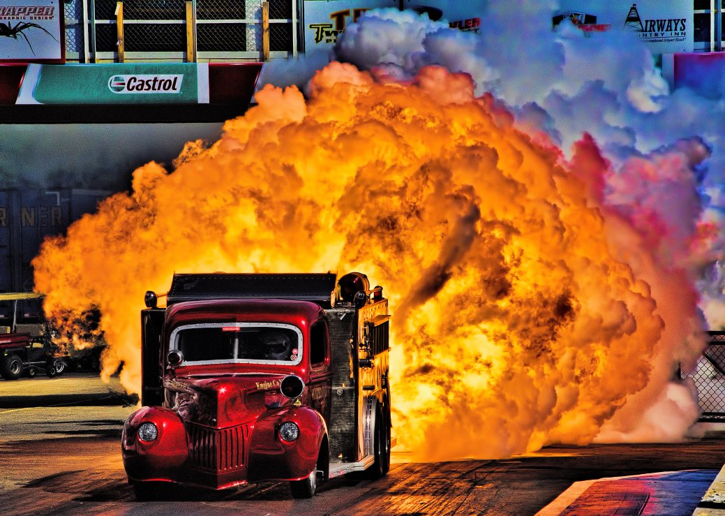 Dodge 2016 Truck >> SHOCKWAVE and Flash Fire Jet Trucks - Mark Smith